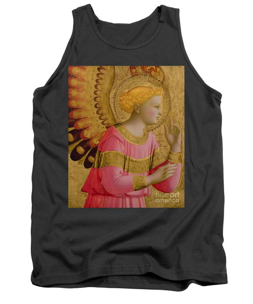 Annunciatory Angel Tank Top