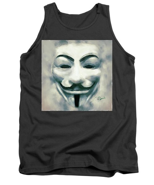 Anonymous Tank Top