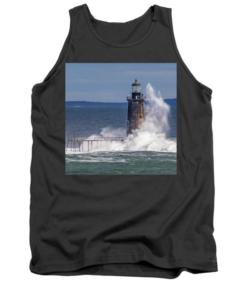 Another Day - Another Wave Tank Top