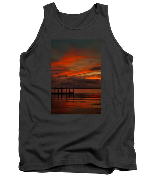 Another Day Is Done Tank Top