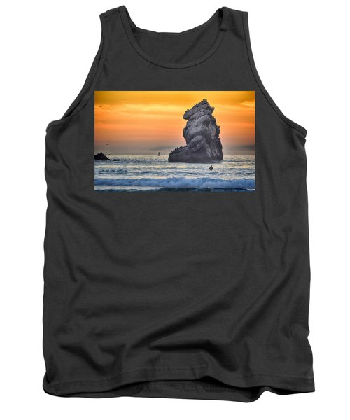 Another World Tank Top by AJ Schibig