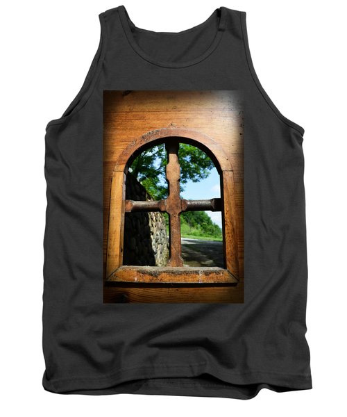 Another World Tank Top