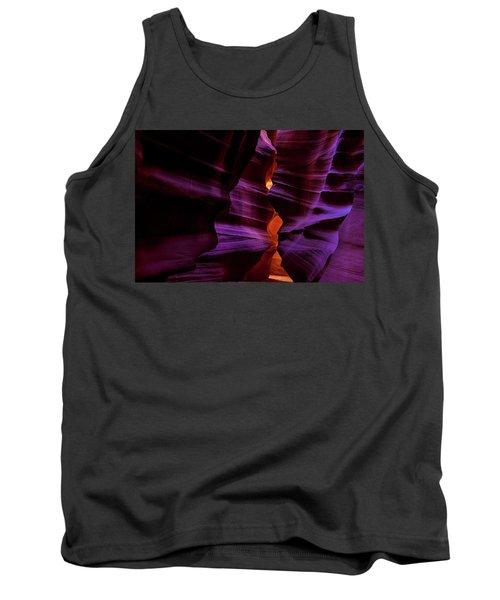 Antelope Canyon Glow Tank Top