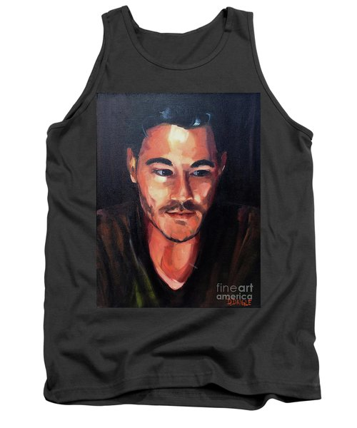Anticipation Tank Top by Diane Daigle