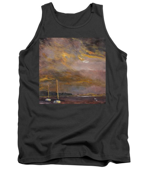 Anticipation Tank Top by Michael Helfen