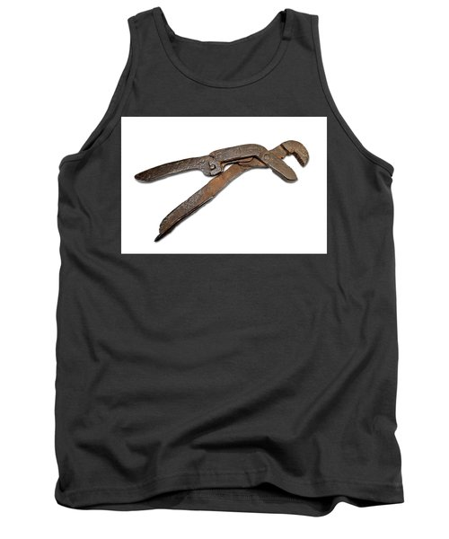 Antique Adjustable Plier Tank Top