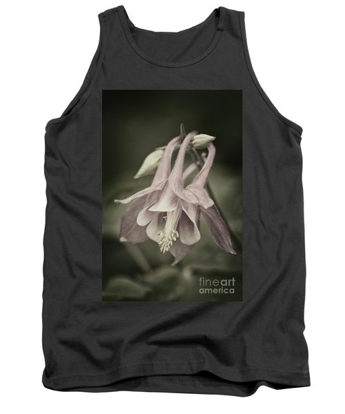 Tank Top featuring the photograph Antique Columbine - D010096 by Daniel Dempster