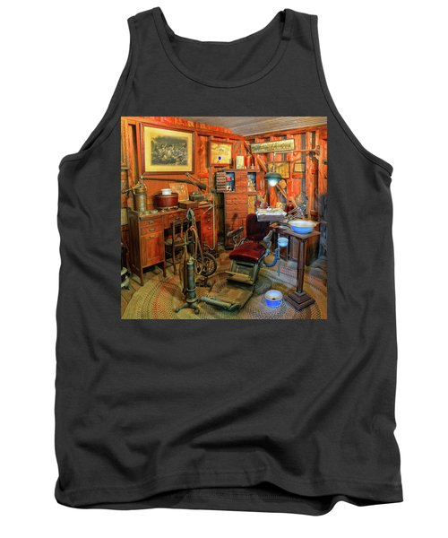Antique Dental Office Tank Top