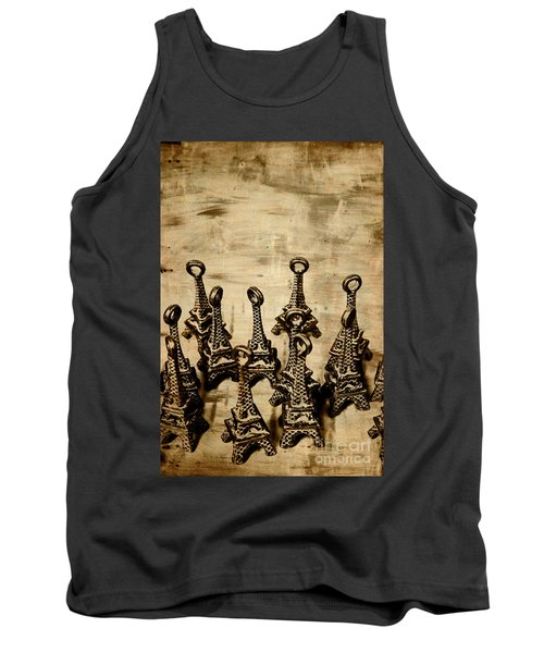 Antiques Of France Tank Top