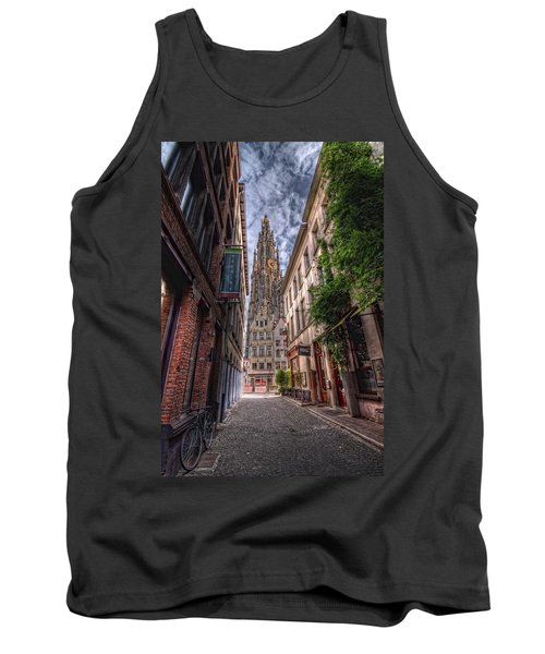 Antwerp Cathedral Tank Top