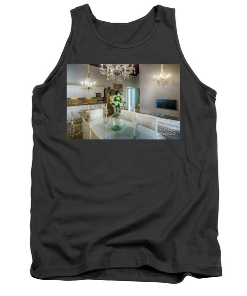 Tank Top featuring the photograph Apartment In The Heart Of Cadiz Spain 17th Century by Pablo Avanzini