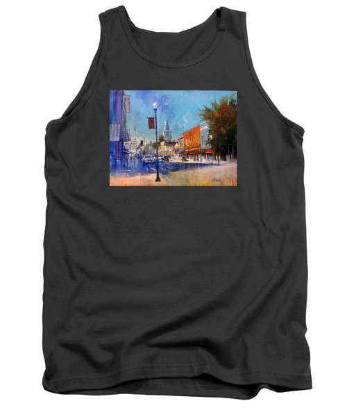 Apex Sunday Morning Tank Top
