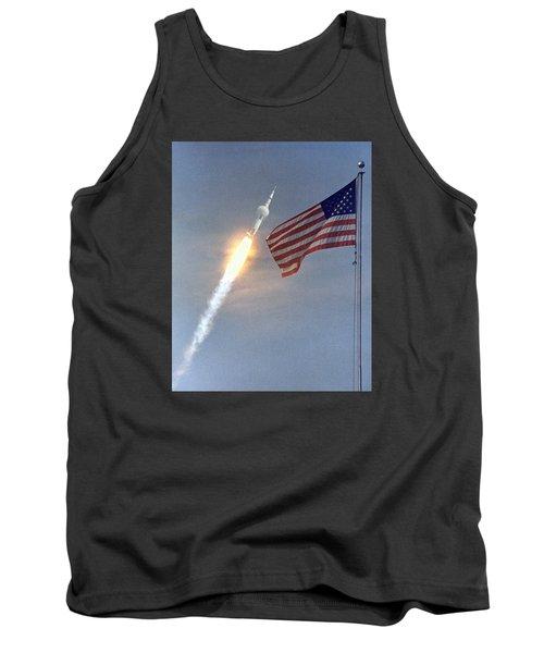 Apollo 11 Launch Tank Top
