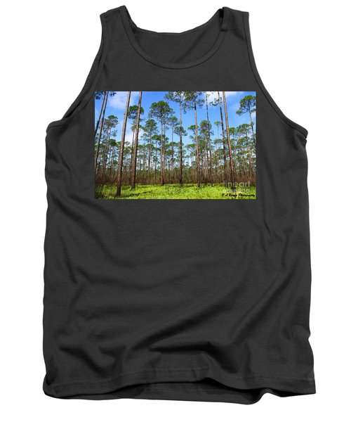 Appalachicola National Forest Tank Top