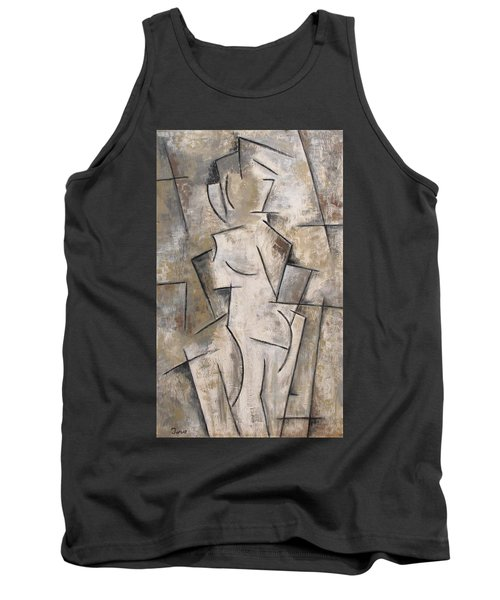 Apparition Tank Top by Trish Toro