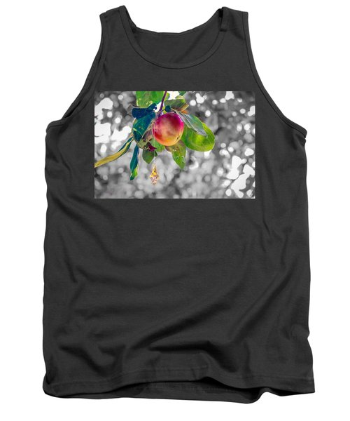 Apple And The Diamond Tank Top