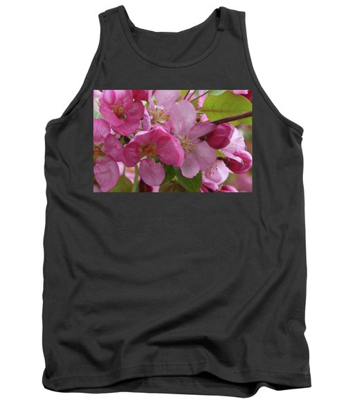 Apple Blossoms Tank Top