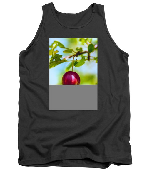 Tank Top featuring the photograph  Crab Apple by Constantine Gregory