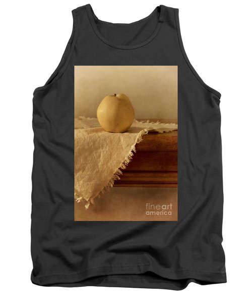 Apple Pear On A Table Tank Top