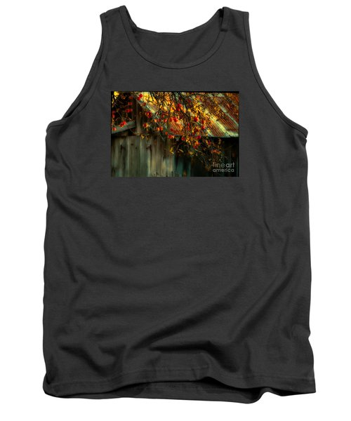 Apple Picking Time Tank Top by Sherman Perry