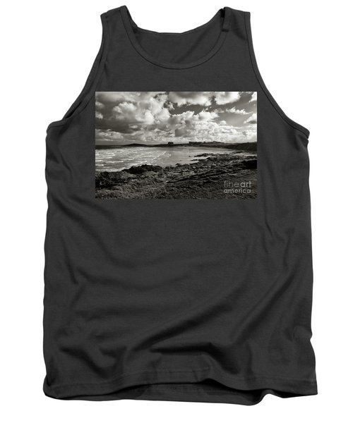 Approaching Storm Tank Top by Nicholas Burningham