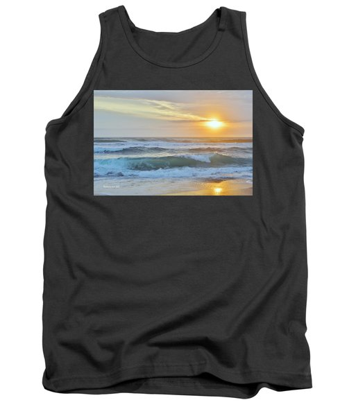 April Sunrise  Tank Top