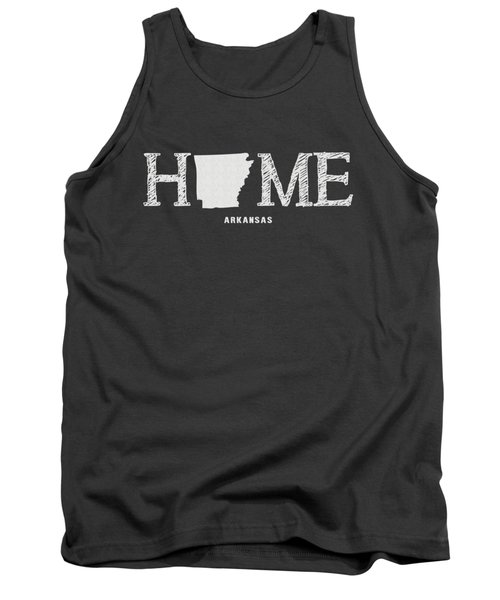 Ar Home Tank Top by Nancy Ingersoll