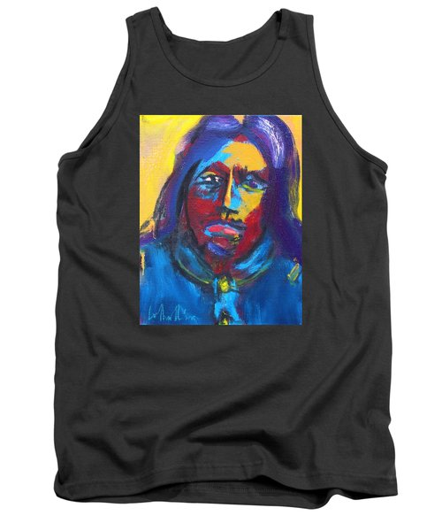 Arapaho Scout Sharp Nose Tank Top