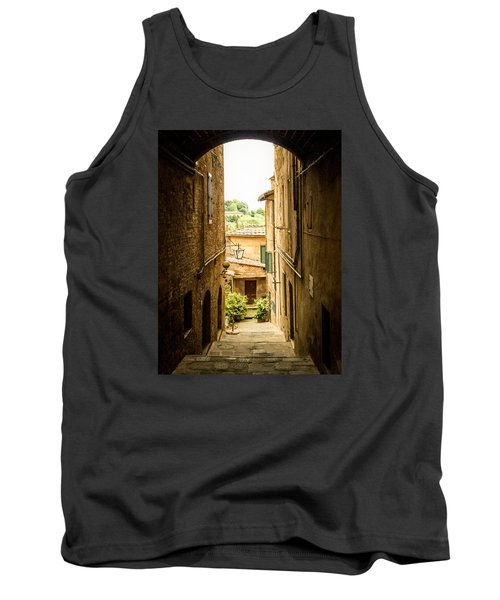 Arched Alley Tank Top