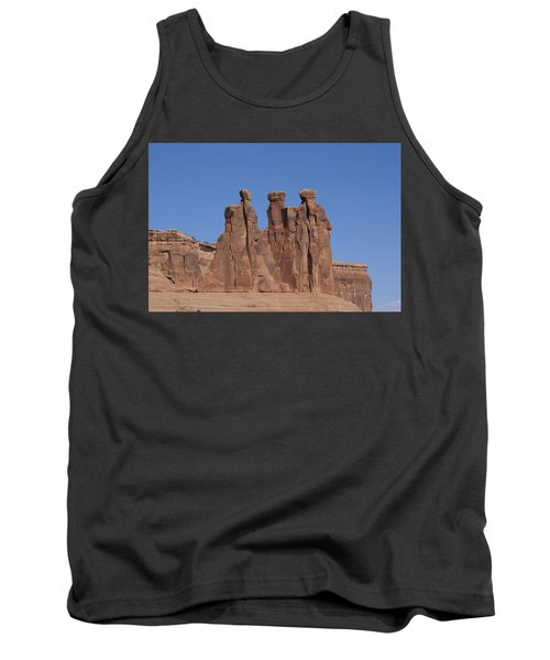 Arches National Park Tank Top by Cynthia Powell
