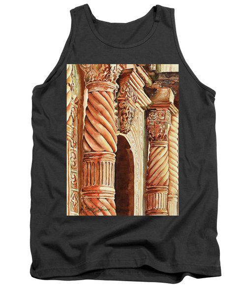 Architectural Immersion Tank Top