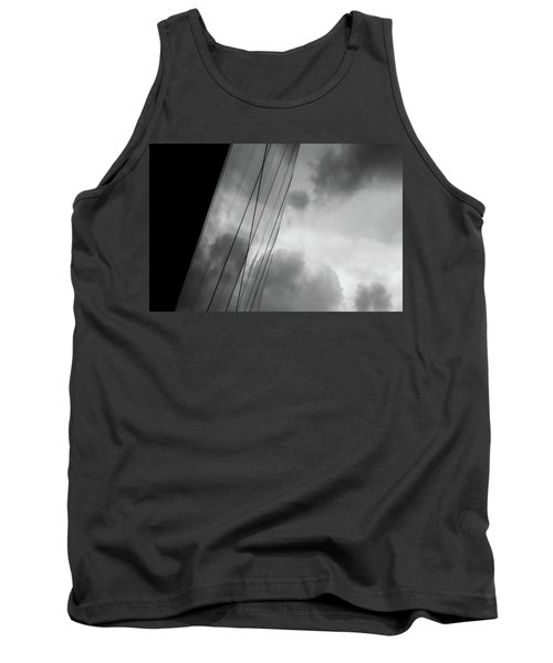 Architecture And Immorality Tank Top
