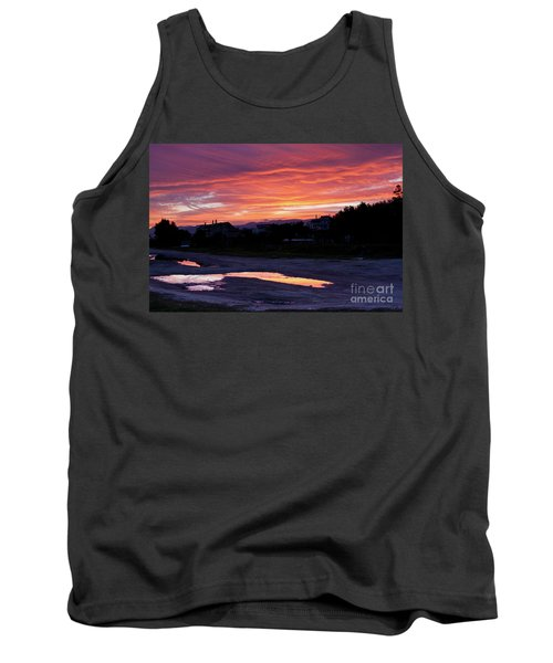 Tank Top featuring the photograph Ardore, Calabria Town by Bruno Spagnolo