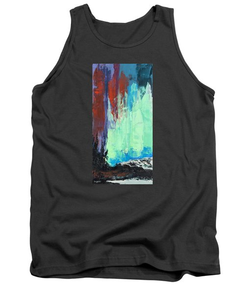 Arise Tank Top by Nathan Rhoads