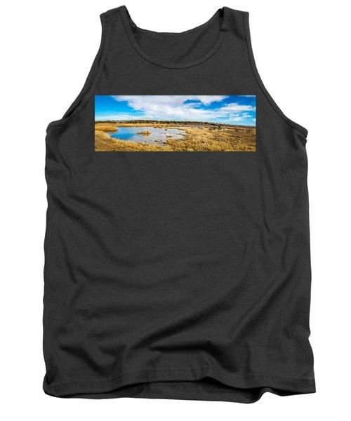 Arizona Riparian Preserve  #4 Tank Top