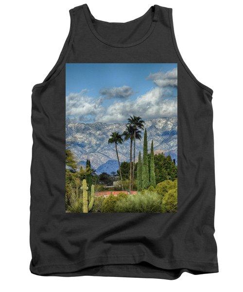 Arizona Snow Tank Top