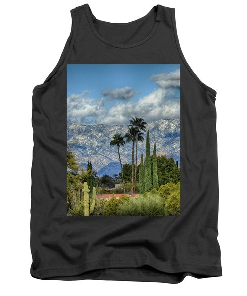 Arizona Snow Tank Top