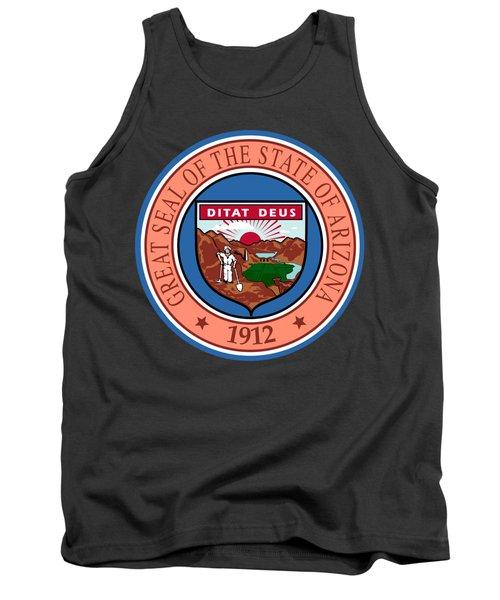 Arizona State Seal Tank Top