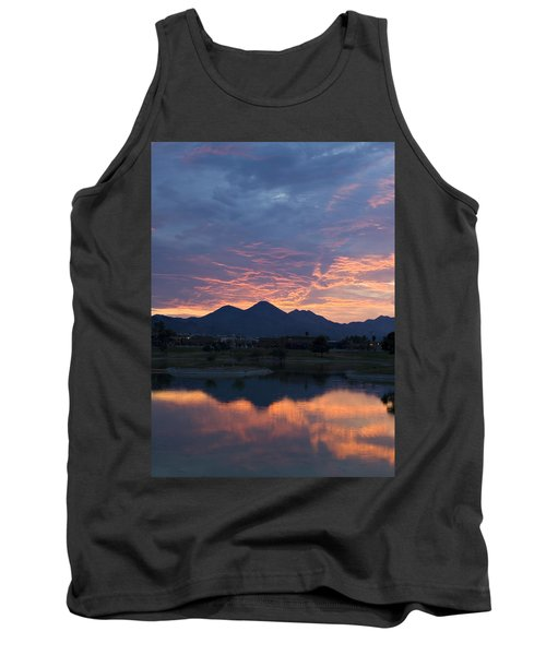 Arizona Sunset 2 Tank Top