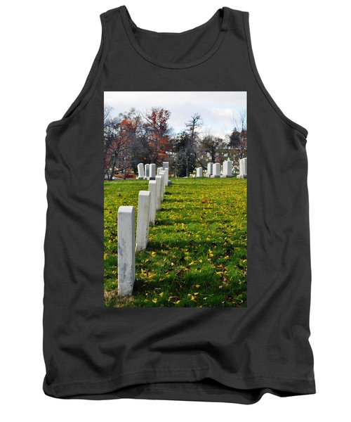 Arlington National Cemetery Hill Tank Top