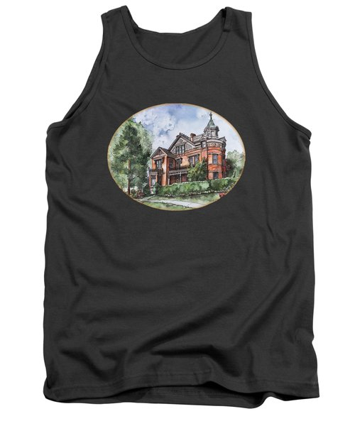 Armstrong Mansion Tank Top