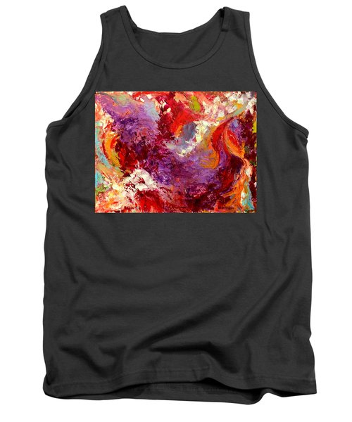 Aromatic Mixtures Tank Top