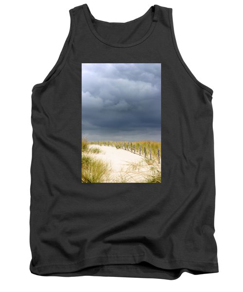 Tank Top featuring the photograph Around The Bend by Dana DiPasquale