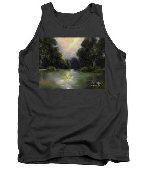 Around The Bend Tank Top by Marlene Book