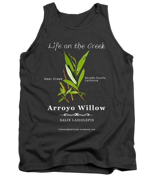 Arroyo Willow - Color Tank Top