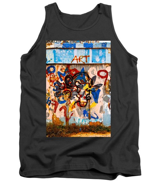 ART Tank Top by Harry Spitz
