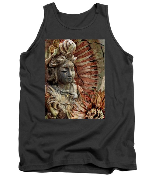 Art Of Memory Tank Top by Christopher Beikmann