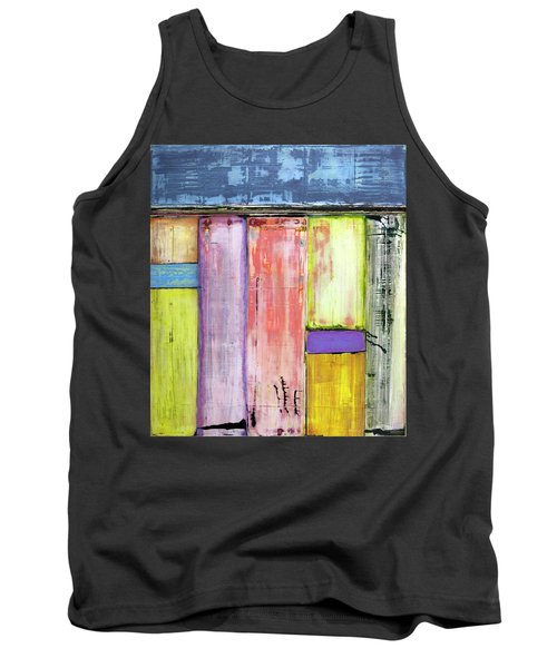Art Print Abstract 47 Tank Top