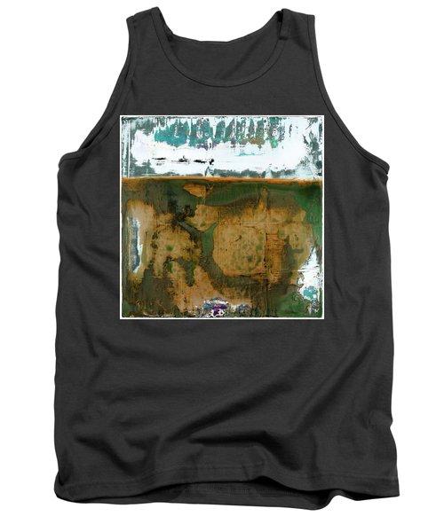 Art Print California 04 Tank Top