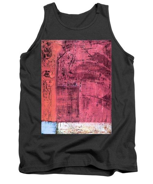 Art Print Redwall 3 Tank Top